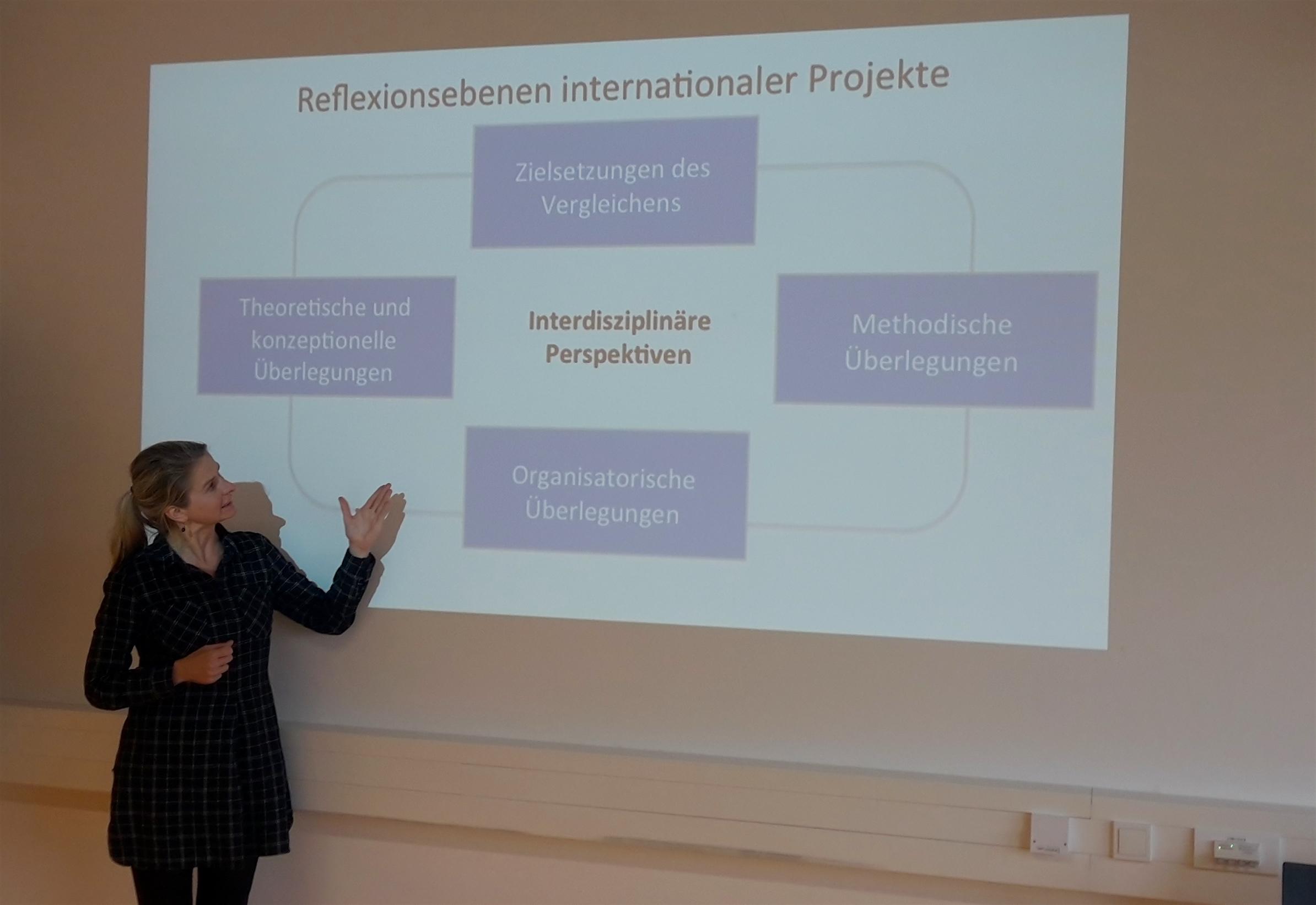 Dr. Anna Kosmützky, BA Seminar, Universität Leipzig 2015
